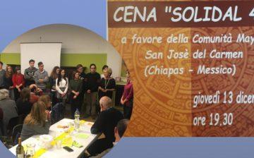 La Cena Solidal Fontana 4: un successo