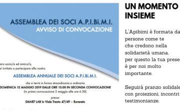 ASSEMBLEA DEI SOCI A.P.I.Bi.M.I.