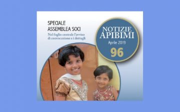 Notiziario 96 e ASSEMBLEA SOCI 2019